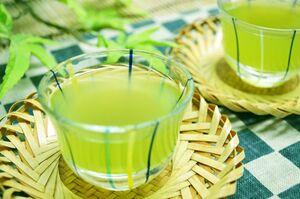 夏にお薦めの「水出し緑茶」