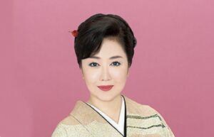 伍代夏子さん