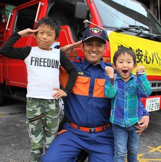 新入団員紹介(16)鹿島市消防団北鹿島分団第1部 石橋良平さん 34歳