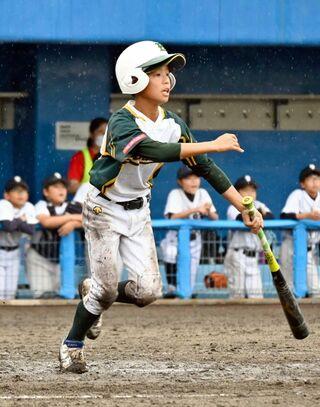 <NTT西日本杯佐賀県少年野球>北明少年集中打で逆転