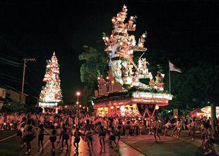さが散歩 浜崎祇園祭とご当地スイーツを楽しむ