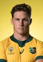 オーストラリアのW杯代表フーパー(ゲッティ=共同)