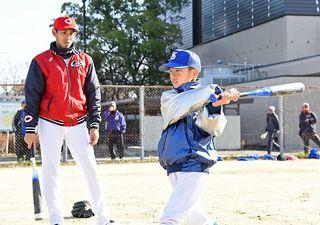 夢はプロ野球選手!!