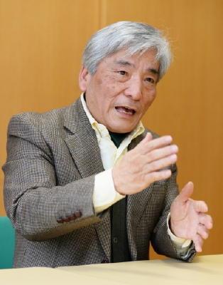 ニュースこの人 田代博巳さん(64)