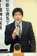 「依存症は回復可能」 肥前精神医療センターの武藤医師が講演