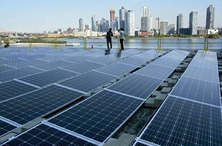 再生エネルギー、24年に5割増