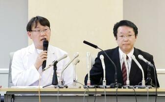 武漢から帰国の12人が入院