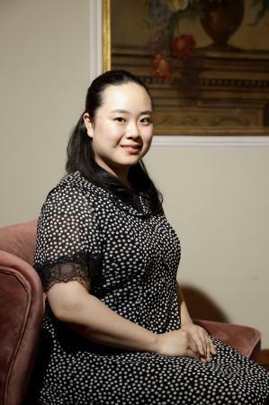 ピアノコンクール日本人女性2位