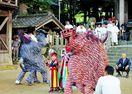 まちの話題 荒穂神社の御神幸祭(基山町)
