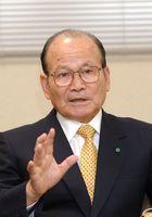 23日に死去した井本勇元佐賀県知事(2002年9月撮影)