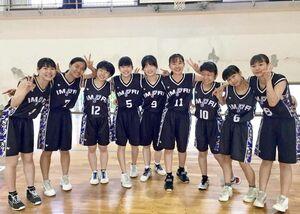 伊万里中女子バスケットボール部