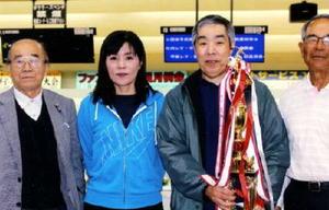 ボウリング 水田羊羹杯ボウリング大会3月度月例会 唐津大会の上位入賞者