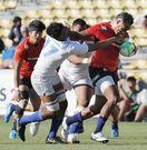 日本代表候補チームが優勝 ラグビー7人制