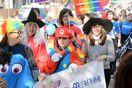 「性の多様性」訴えパレード 九州レインボープライド