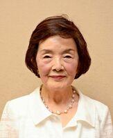 国際ソロプチミスト佐賀有明の西岡久富美会長