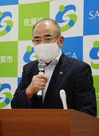 佐賀市長選まで1年 新人擁立水面下で動き 現職秀島氏、進退表明せず