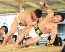 〈松浦青年相撲〉宮崎(鎮西)初出場3位