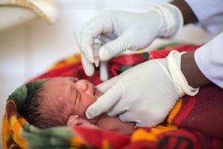 日本、赤ちゃんに最も安全