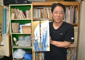 「お客さんのどんな注文にも応じていきたい」と話す吉田博之さん