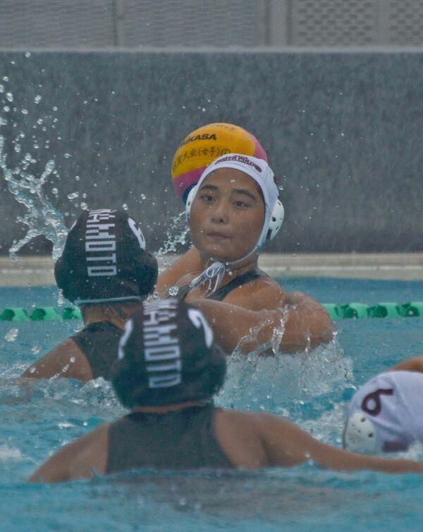 国体九州ブロック 水球女子、準決勝へ