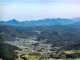 400年ほど前に有田の窯業が始まった南原地区周辺の風景