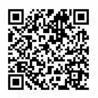 有田町ウェブサイトのQRコード