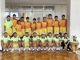 城西中・男子ソフトテニス部