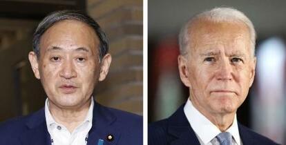 日米首脳が初の電話会談