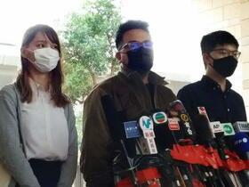 香港の周庭氏に禁錮10月