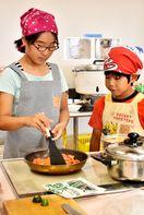 =佐賀のニュース= ひとり親の子どもに料理指南