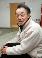 福島市から避難し長崎市の離島、高島で暮らす木村雄一さん