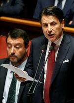 イタリア首相が辞意表明