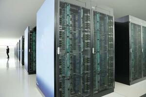 新型スーパーコンピューター「富岳」