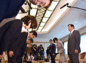 神戸の教諭いじめ「厳正処分を」