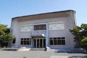 「大隈重信記念館」に改称する大隈記念館=佐賀市水ケ江2丁目