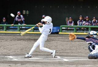 <NTT西日本杯佐賀県少年野球大会>朝日少年コールド勝ち