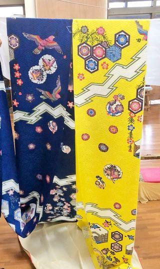 着物とトークで彩る唐津の秋 日本文化の魅力発信