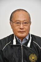 鶴登理事長