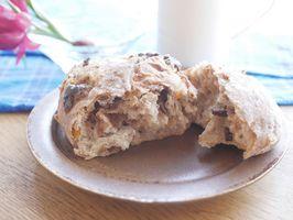 「ラ・ヴィ・エクスキーズ」のパン(提供)