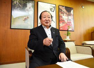 ニュースこの人 柳川市長の金子健次氏(70)