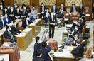 「閣僚助け舟許さぬ」野党が抵抗戦術 首相答弁で攻防激化