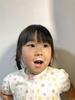 牛乳を飲んだ時に口の周りにできる「牛乳ヒゲ」