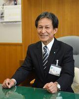 唐津市副市長の中江勉さん