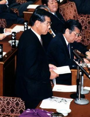 第9章 自社さ3党協議(95) 住専国会
