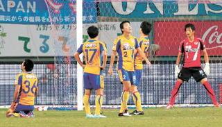【河北新報】J1仙台、屈辱4連敗 鳥栖に1-2