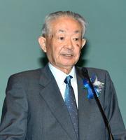 特定失踪者家族会の大沢昭一会長=2017年10月