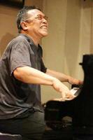 ピアニストの板橋文夫さん