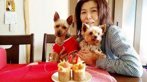 文子お母さんへ 池田淳子(55)=有田町