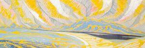 「虹の交響」(1982年ごろ、変形150号)