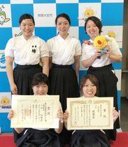 なぎなた佐賀県チーム、8位入賞